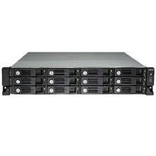 QNAP TVS-1271U-RP i7 32GB 12-Bay Diskless Network Attached Storage